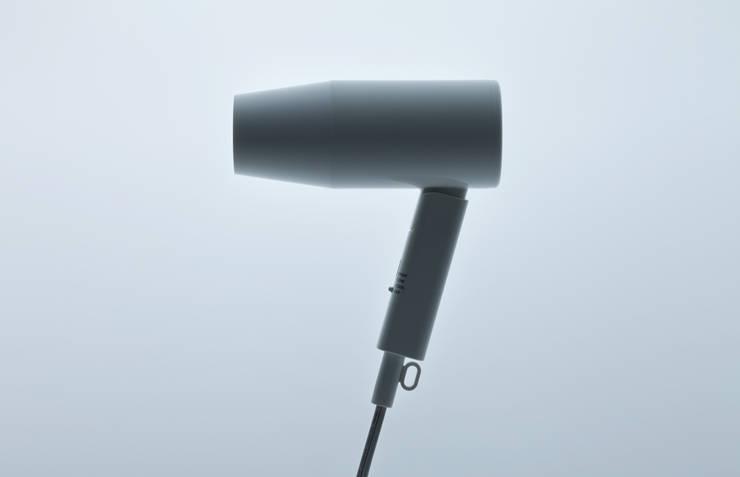Hair Dryer- MUJI: miyake designが手掛けた工業用です。,インダストリアル