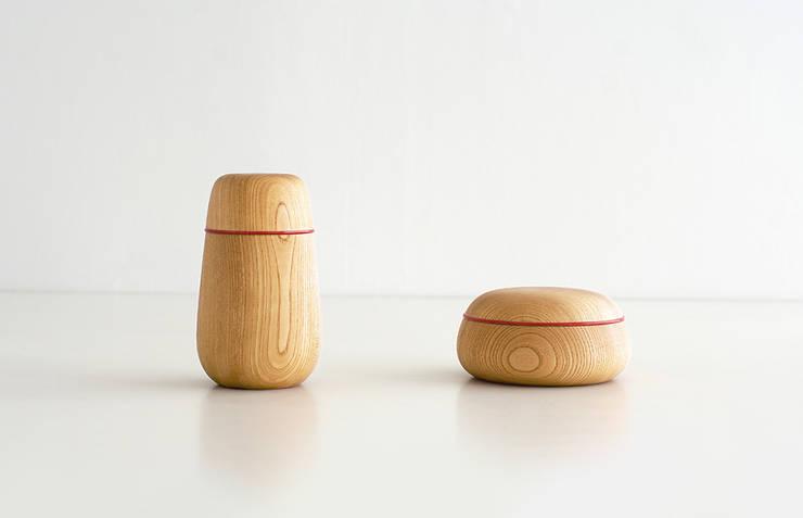 Wooden Tableware – ISUKE: miyake designが手掛けたキッチンです。