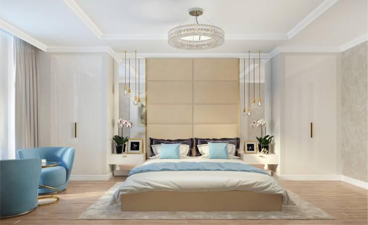 Bedroom by Катя Волкова