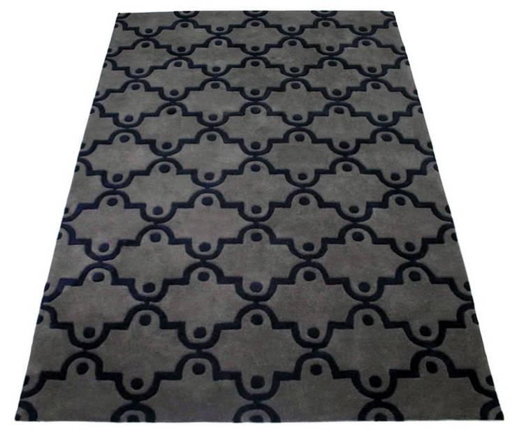 Handtufted woollen Rug:  Walls & flooring by Classic Rugs