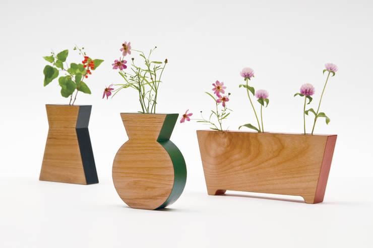 花のオトモ  [花器]: switch designが手掛けた家庭用品です。