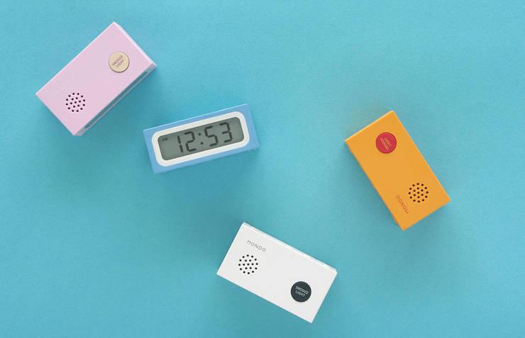 Travel Clock – MONDO: miyake designが手掛けた家庭用品です。,