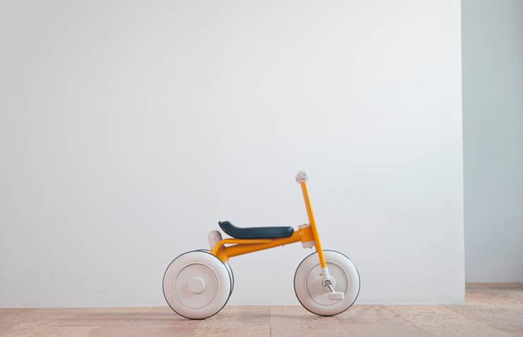 Tricycle – MUJI: miyake designが手掛けた子供部屋です。,