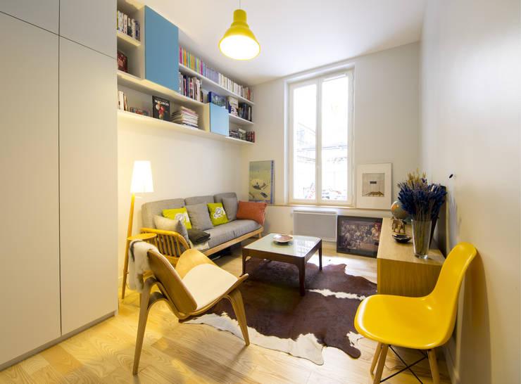 Sala de estar  por Batiik Studio