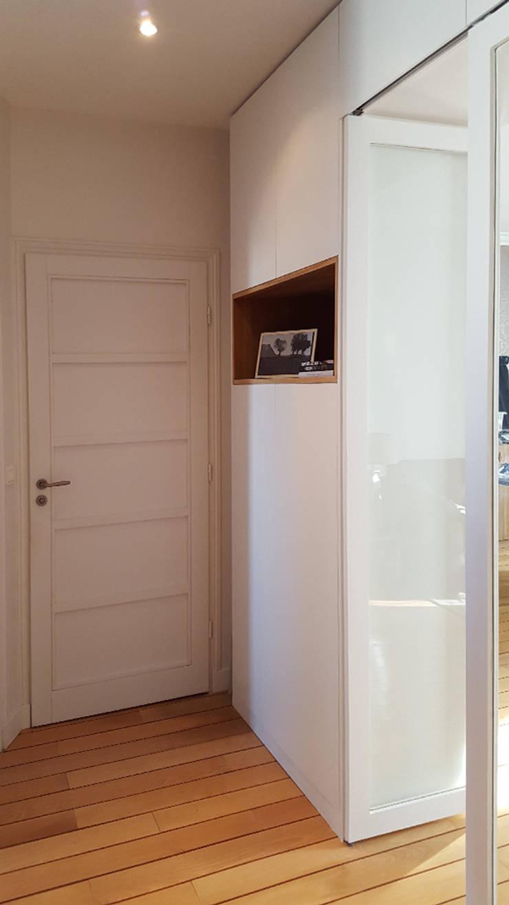 aur lie meuble de s paration sur mesure par batiik. Black Bedroom Furniture Sets. Home Design Ideas
