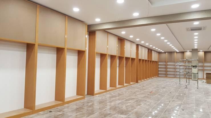 mdkyapı – varol tekstil showroom:  tarz