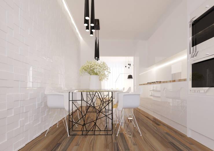 Kitchen by ZR-architects