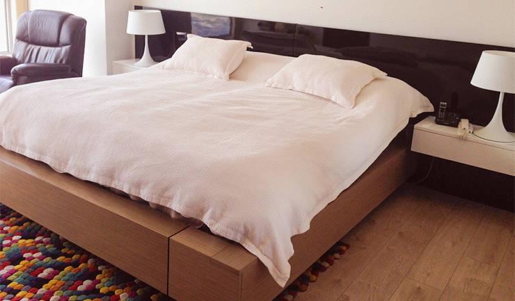 Mobiliario: Dormitorios de estilo  por Madexport