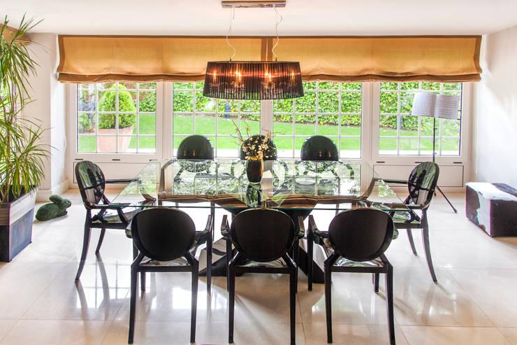 Residencia en el campo: Terrazas de estilo  de Belén Sueiro
