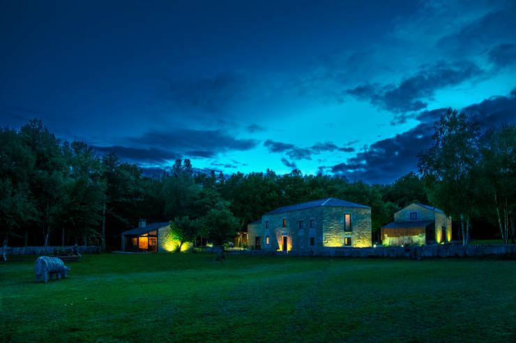 Projekty,  Domy zaprojektowane przez Belén Sueiro