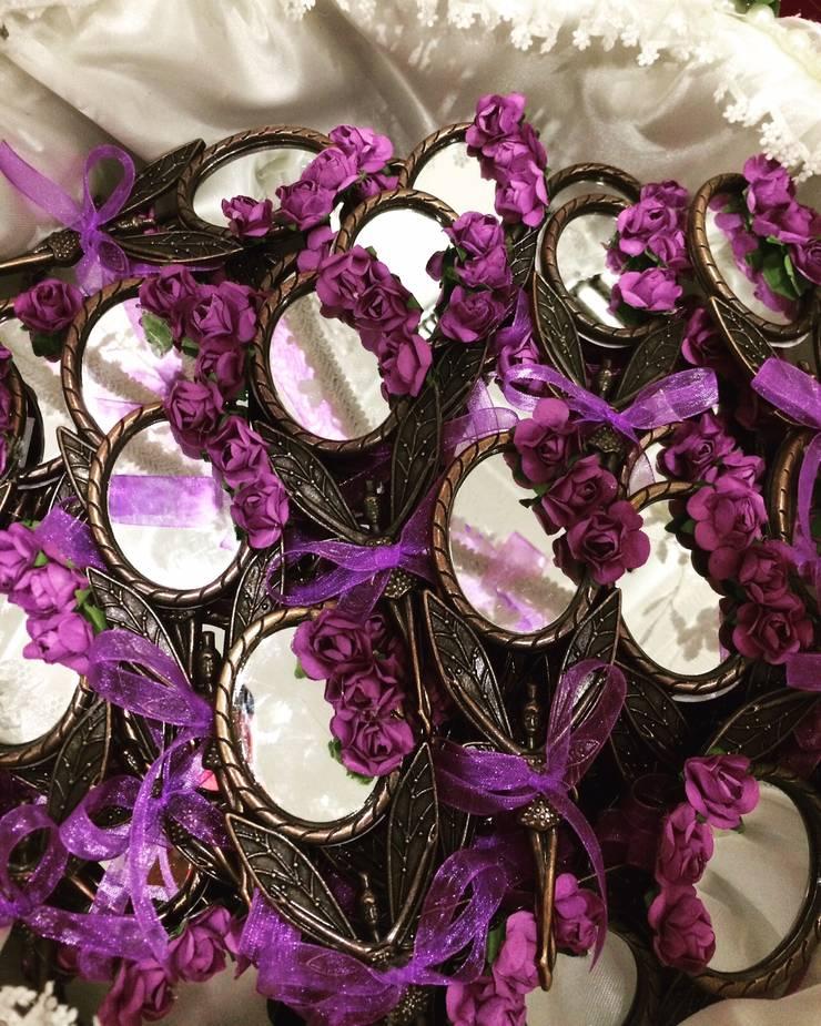 DOLAP SÜSÜ TASARIM – nikah şekeri:  tarz İç Dekorasyon