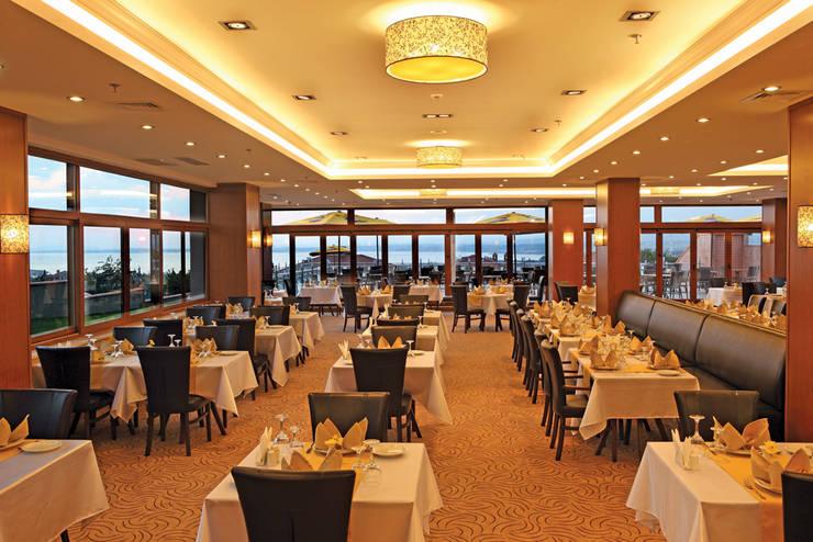 ROMANO DİZAYN – NORTH STAR HOTEL :  tarz İç Dekorasyon