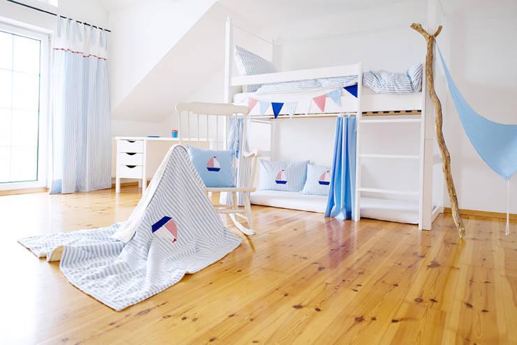 """Kinderzimmer """"Maritim"""":  Kinderzimmer von Helena und Frederic Bode GbR"""