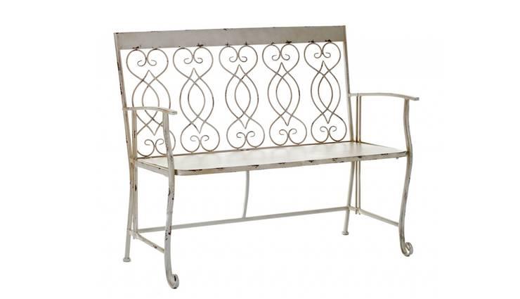 ŁAWKA ALURO BERTONI: styl , w kategorii Balkon, weranda i taras zaprojektowany przez Altavola Design Sp. z o.o.