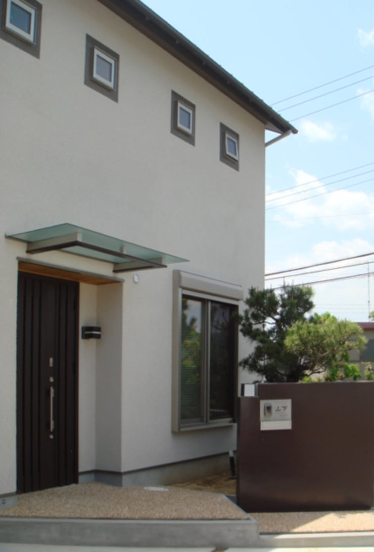 枚方の家: 株式会社 atelier waonが手掛けた家です。
