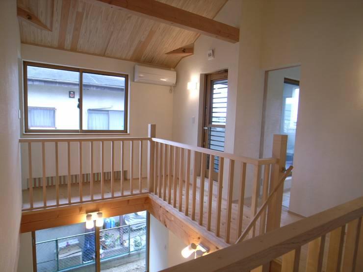 枚方の家: 株式会社 atelier waonが手掛けた和室です。