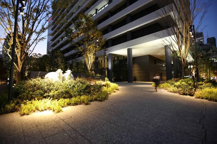 新ダイビル 堂島の杜: 株式会社ライティングMが手掛けたオフィスビルです。