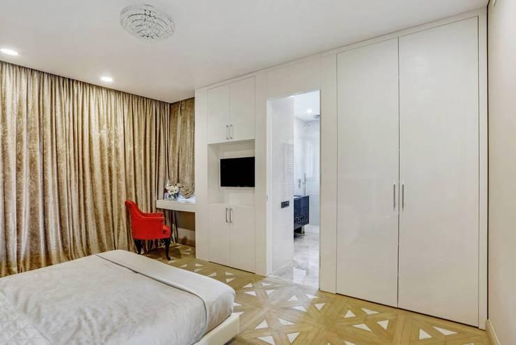 Monte Carlo Penthouse: Chambre de style  par Vesta Vision