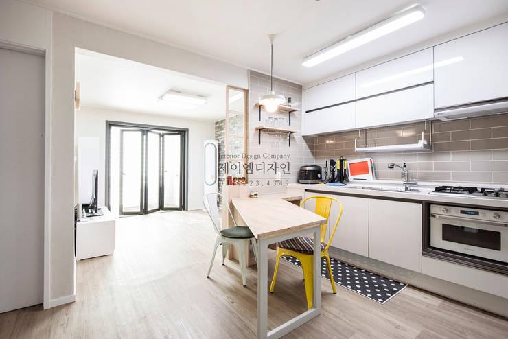 Столовые комнаты в . Автор – JMdesign