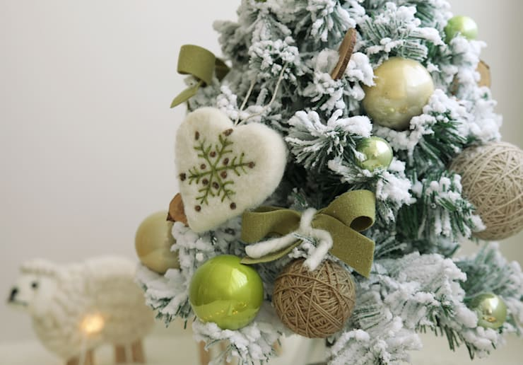 Christmas tree : the flowermarket의 컨트리 ,컨트리