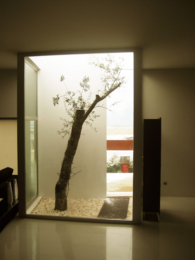 SG Light: Salas de estar  por GRAU.ZERO Arquitectura