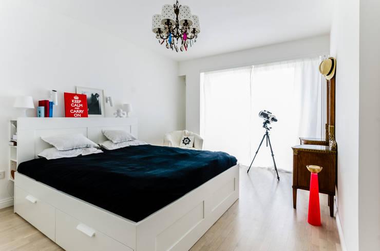 Bedroom by Ayuko Studio