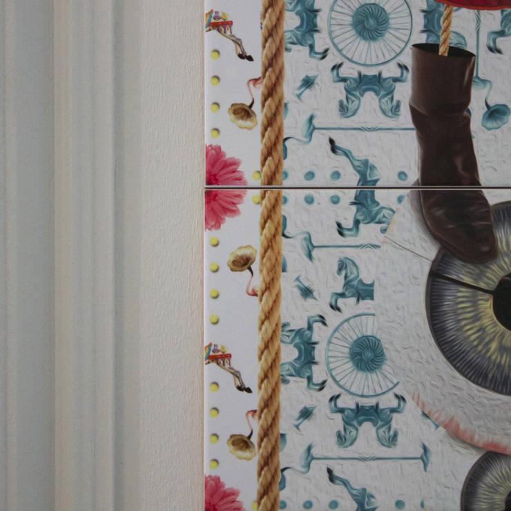 RED FOX Detail: Arte  por Surrealejos