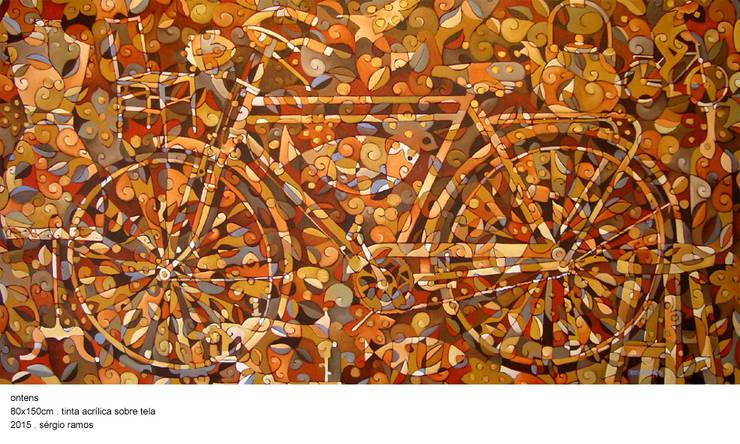 Ontens: Arte  por Sérgio Ramos Atelier e Galeria de Arte