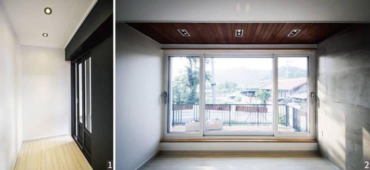 기존 주택에는 없던 새로운 공간 : (주)홈스토리의  거실