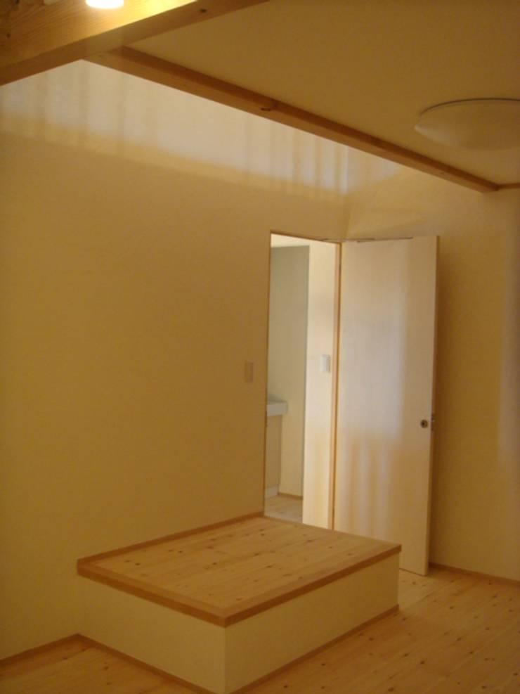 枚方の家: 株式会社 atelier waonが手掛けた子供部屋です。