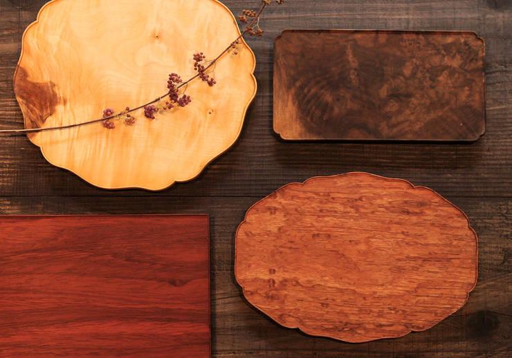 木皿: studio fujinoが手掛けた家庭用品です。