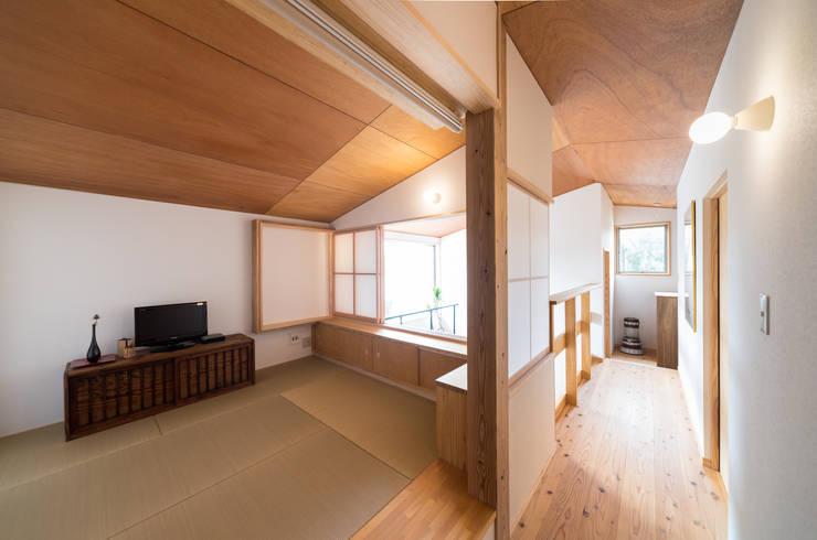 和室: FAD建築事務所が手掛けた和室です。