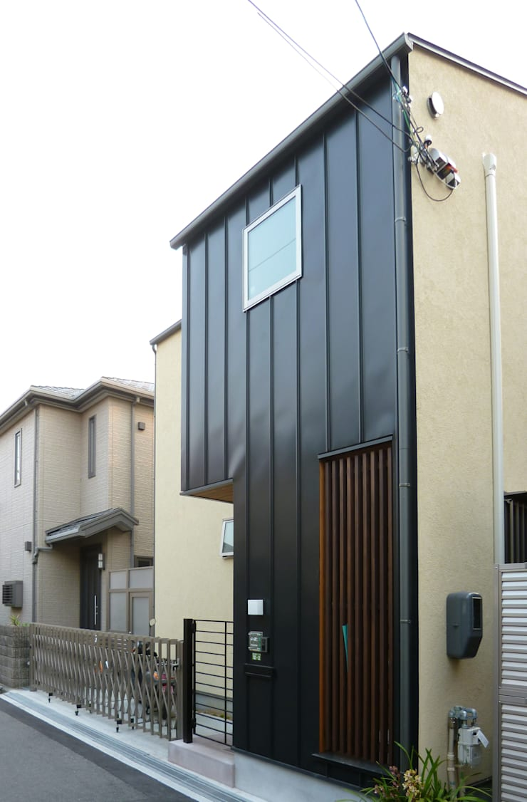 豊中の家Ⅱ: 株式会社 atelier waonが手掛けた家です。