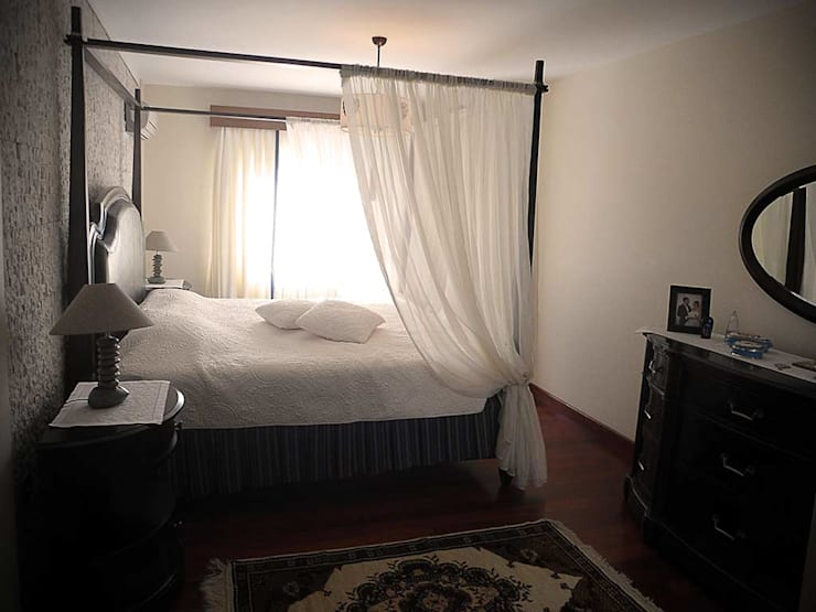 Mimar Damla Demircioğlu – yatak odası:  tarz Yatak Odası