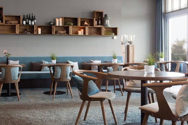 Hoteles de estilo escandinavo de BECKER Architekten & Innenarchitekten Escandinavo