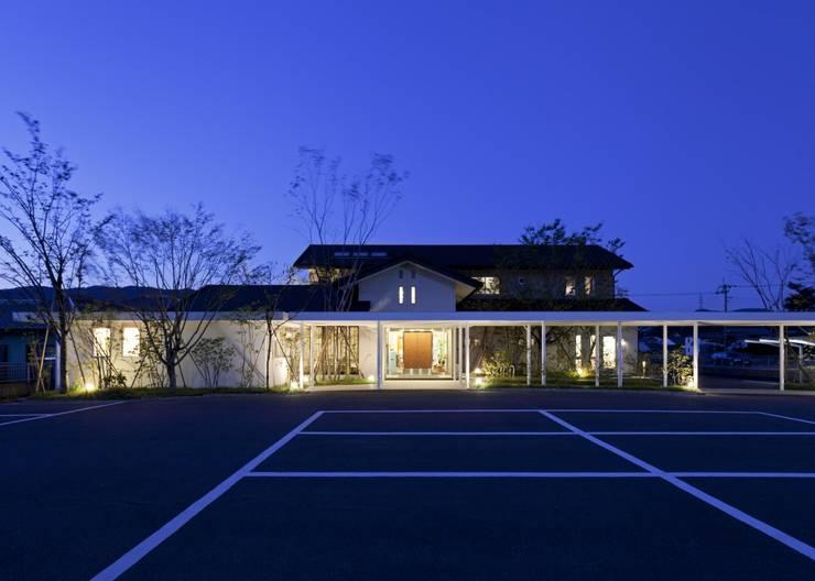 眼科: Y.Architectural Designが手掛けた医療機関です。,