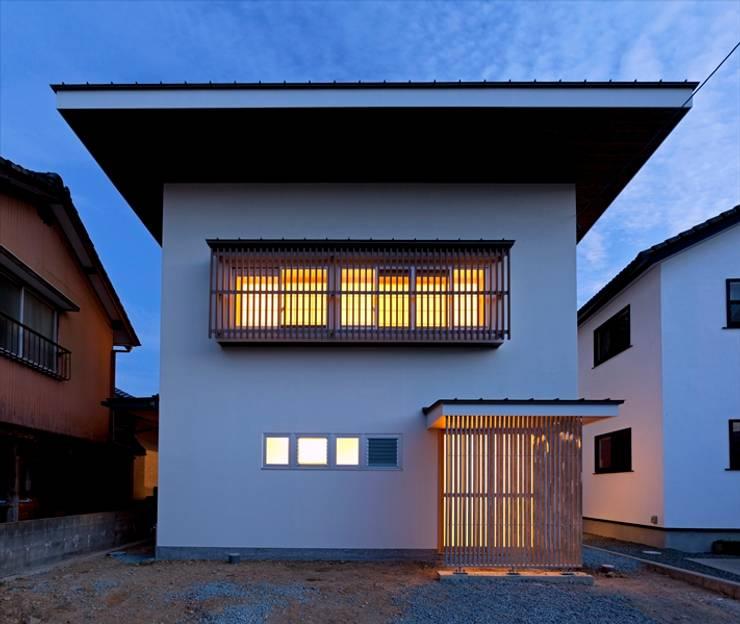 愛媛県内子町の住宅: Y.Architectural Designが手掛けた家です。,