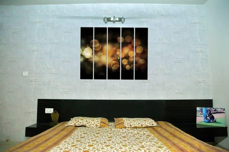Bedroom :  Bedroom by ZEAL Arch Designs