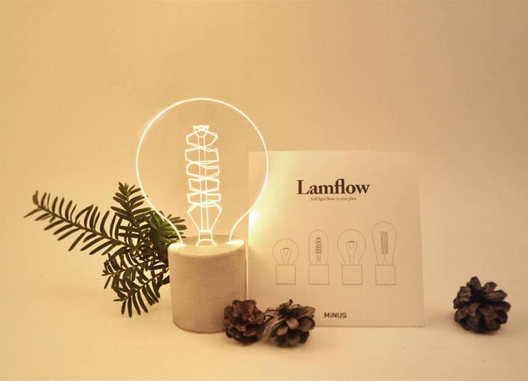램플로우 글로브: 마이너스원 (MINUS1)의  거실