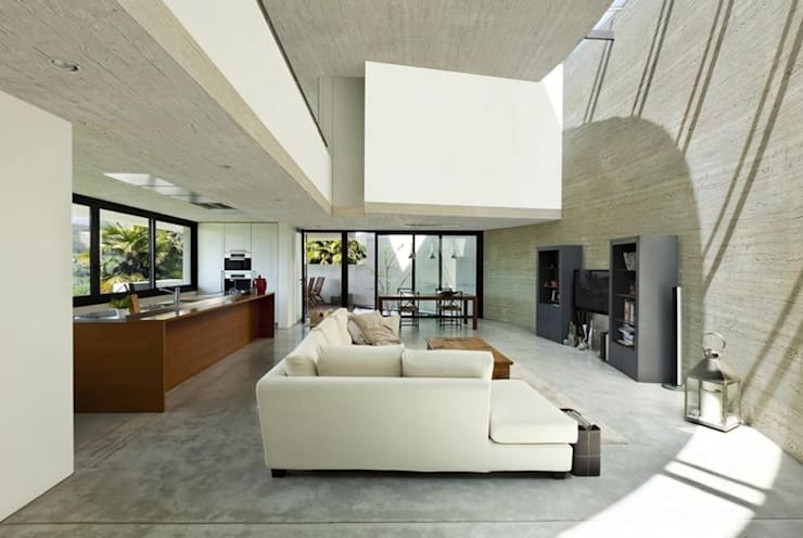 Fade Panel – Concrete:  tarz Duvarlar, Modern