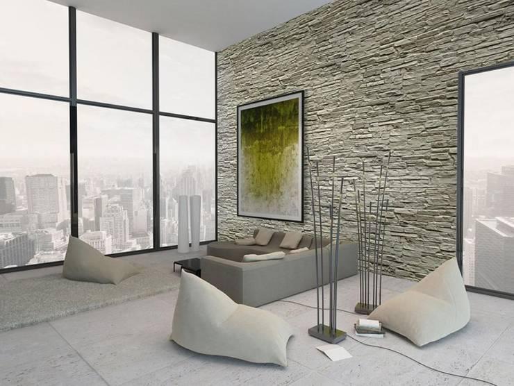 Fade Panel – Stone:  tarz Duvarlar