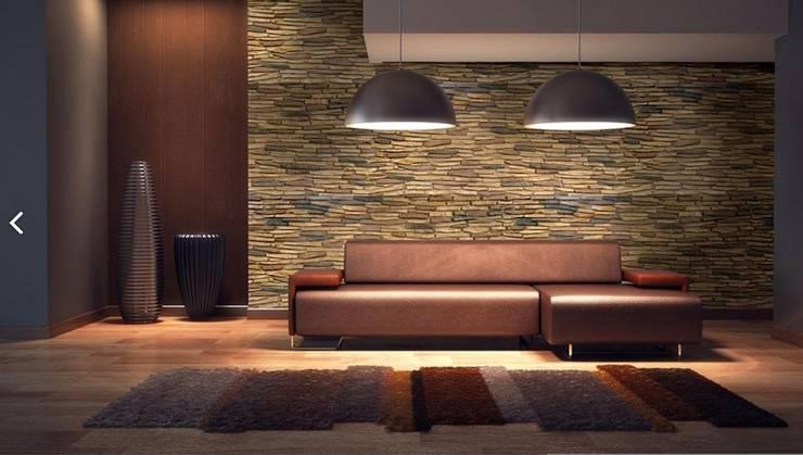 Fade Panel – Wood:  tarz Duvarlar, Modern