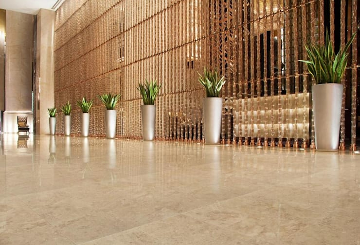 جدران تنفيذ Fade Marble & Travertine