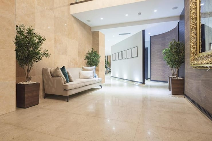 Fade Marble & Travertine – Travertine:  tarz Duvarlar