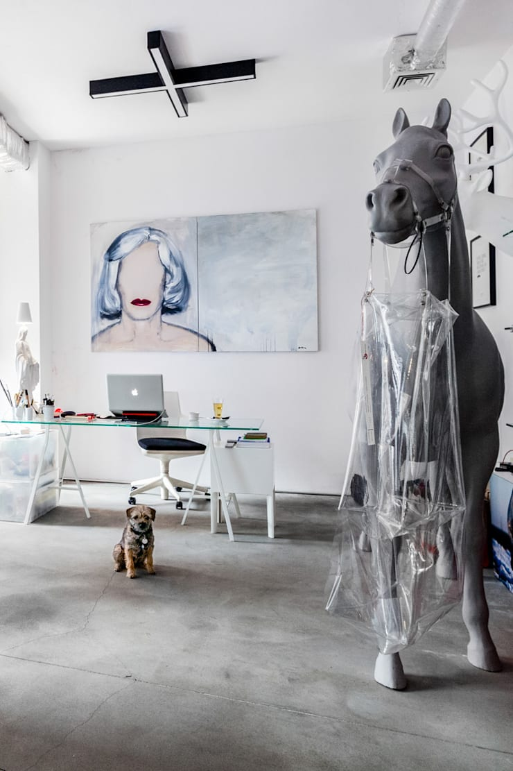 Our photoshoot for pies czy suka restaurant: styl , w kategorii Gastronomia zaprojektowany przez Ayuko Studio ,Nowoczesny