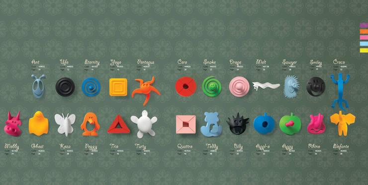 Altera Design Studio – Joy Collection:  tarz Çocuk Odası