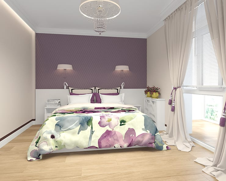 Bedroom by TrioDesign
