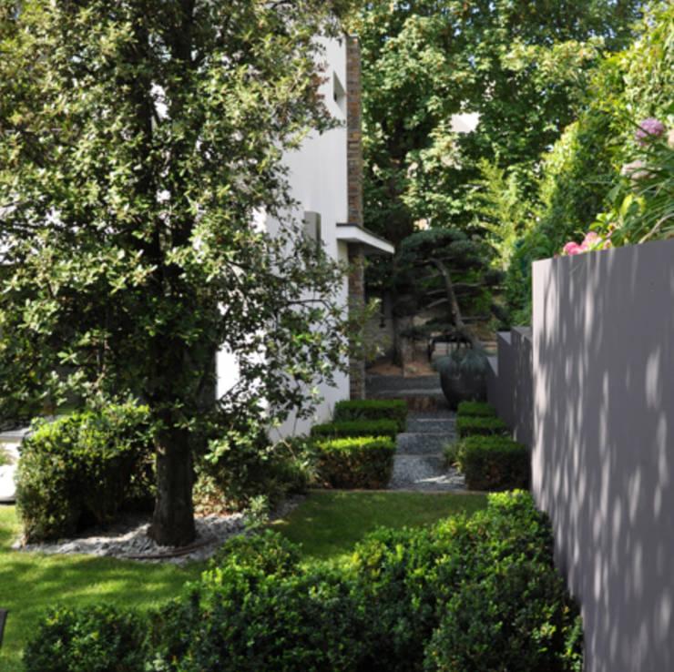 Schöner und ästhetischer Garten, das ganze Jahr lang:  Garten von Paul Marie Creation