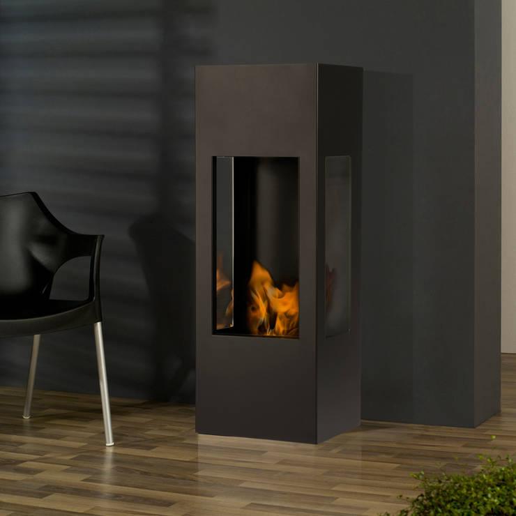 prism fire Opti-myst (heat):  Wohnzimmer von muenkel design