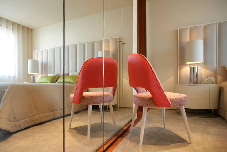 Projekty,  Sypialnia zaprojektowane przez Susana Camelo